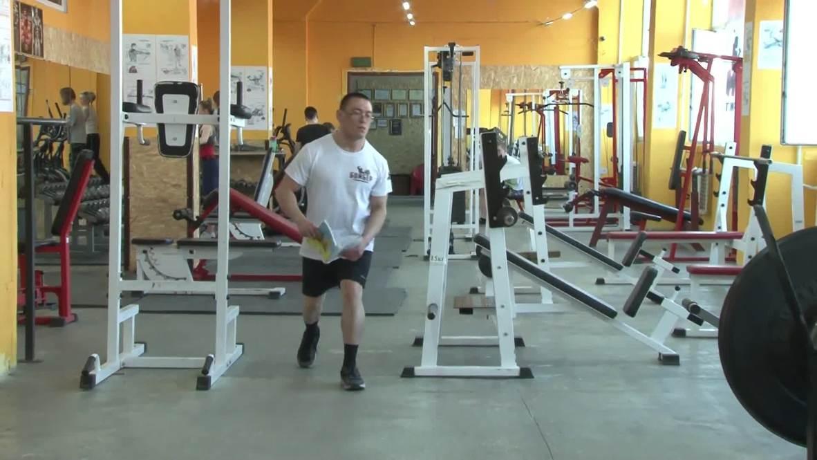 Россия: Сильный духом. Тренер из Челябинска и сам научился жить с ДЦП, и другим помогает