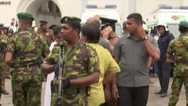 Шри-Ланка: Военные оцепили территорию вокруг церкви в Коломбо после смертоносного взрыва