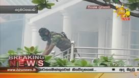 Шри-Ланка: Спецназ провел обыски в доме в Коломбо после серии взрывов