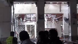 Шри-Ланка: Вся церковь в лужах крови после взрыва бомбы в Пасху