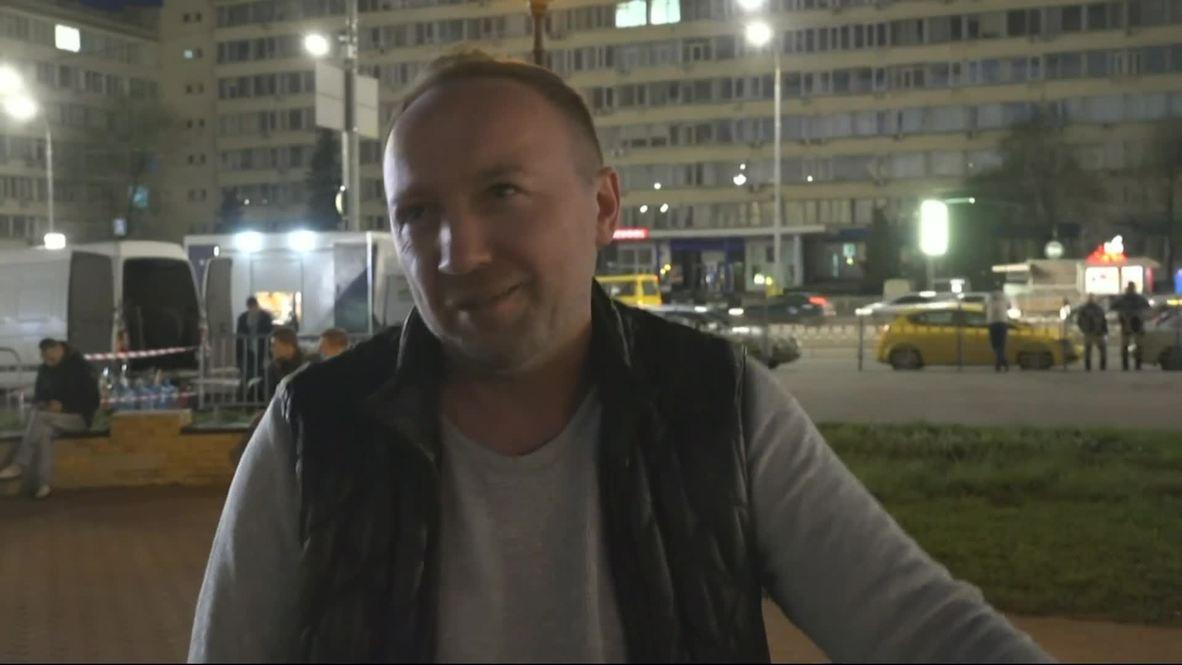 Украина: Жители Киева высказывают мнения о том, что изменится в их жизни со сменой президента