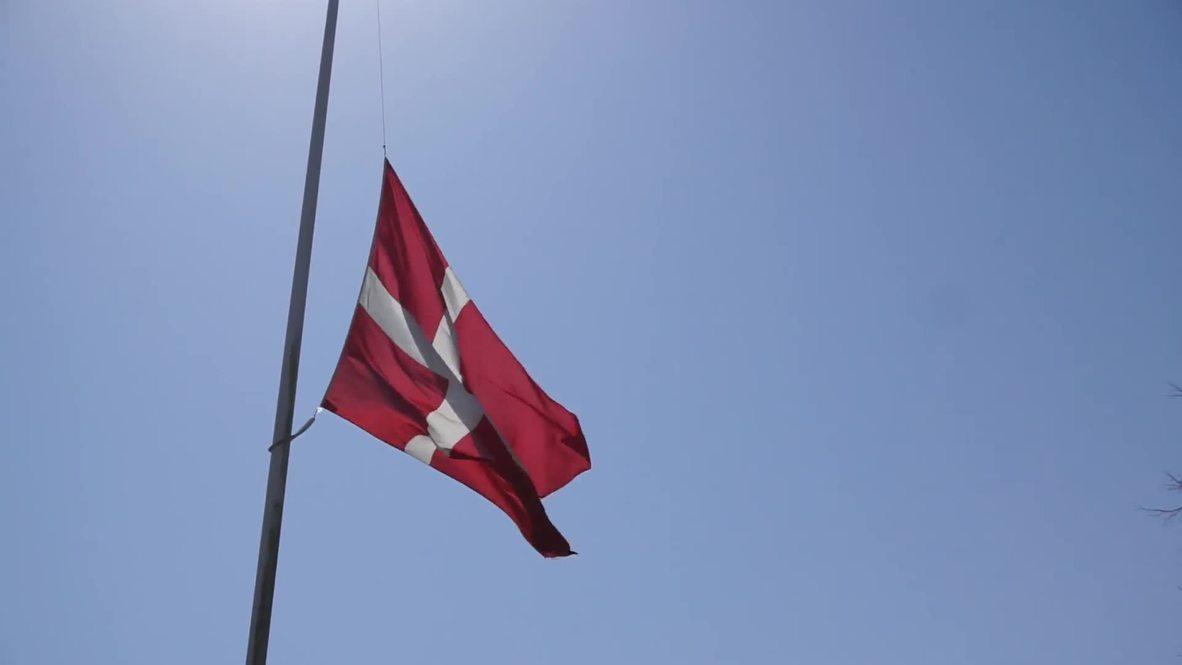 Dinamarca: Colegio ondea la bandera a media asta por los alumnos asesinados en Sri Lanka