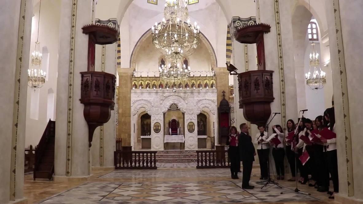Siria: Una catedral católica reabre como lugar sagrado en Alepo tras su restauración