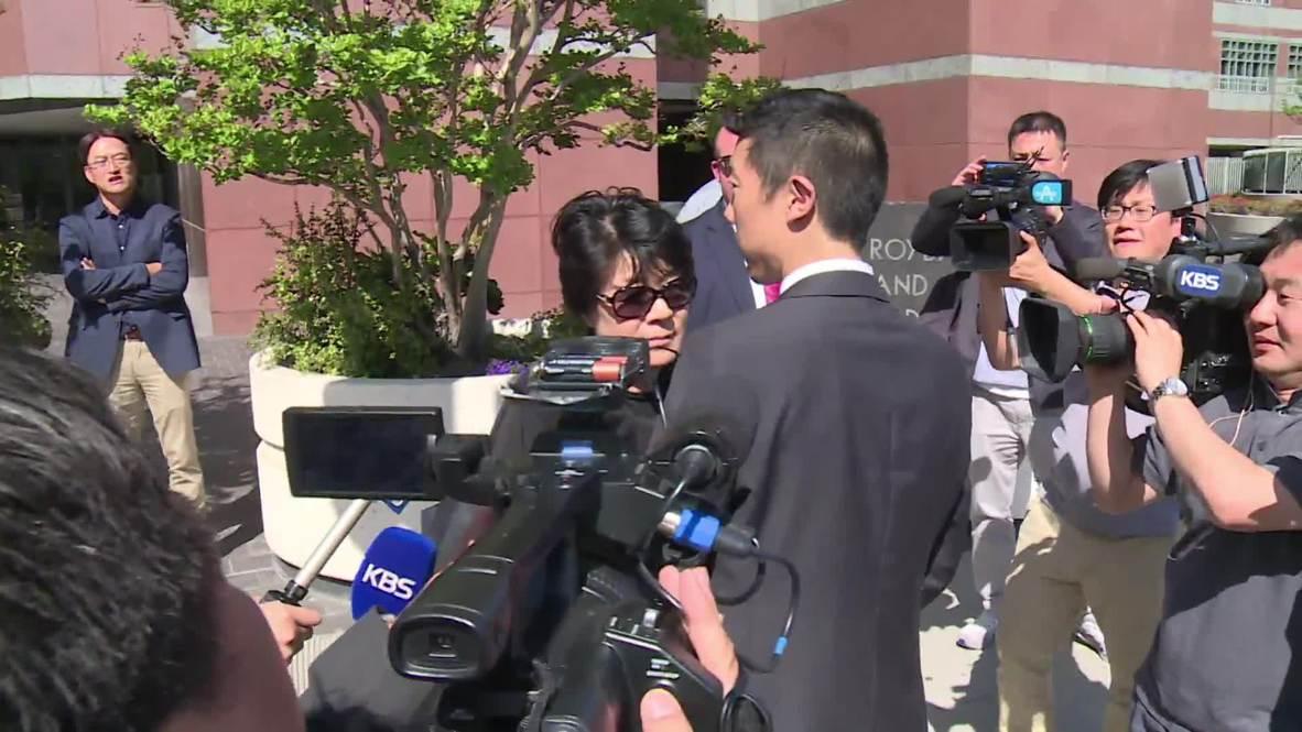 USA: Negada la libertad bajo fianza del exmarine acusado de asaltar la Embajada de Corea del Norte en España