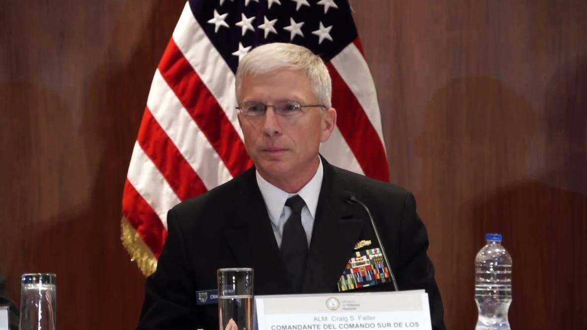 Ecuador: Quito y Estados Unidos acuerdan cooperación en materia militar