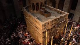 Израиль: В Храме Гроба Господня сошел Благодатный огонь