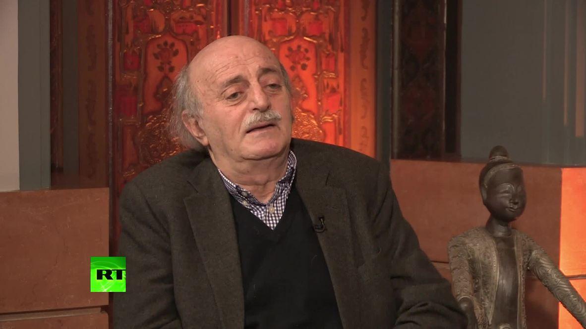 Lebanon: 'Arab world does not exist' - Walid Jumblatt  *PARTNER CONTENT*