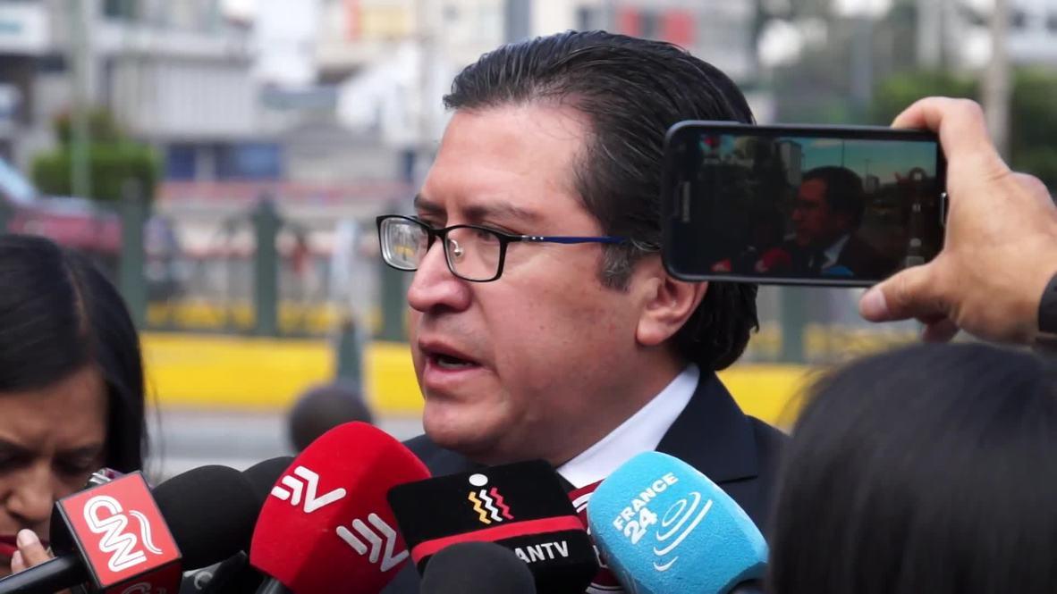 Ecuador: El abogado de Assange presenta una denuncia por espionaje a la Oficina del Fiscal General del Estado