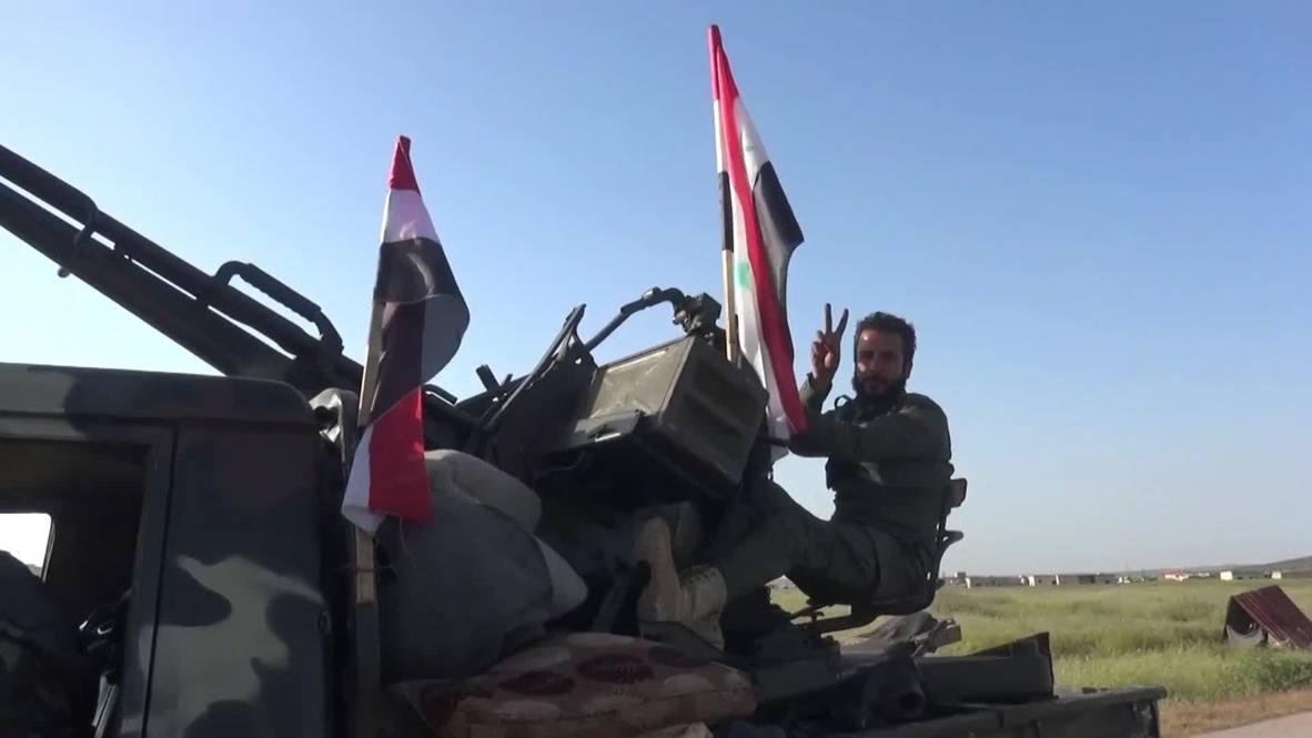 Siria: Ejército inicia operación de seguridad en Hama