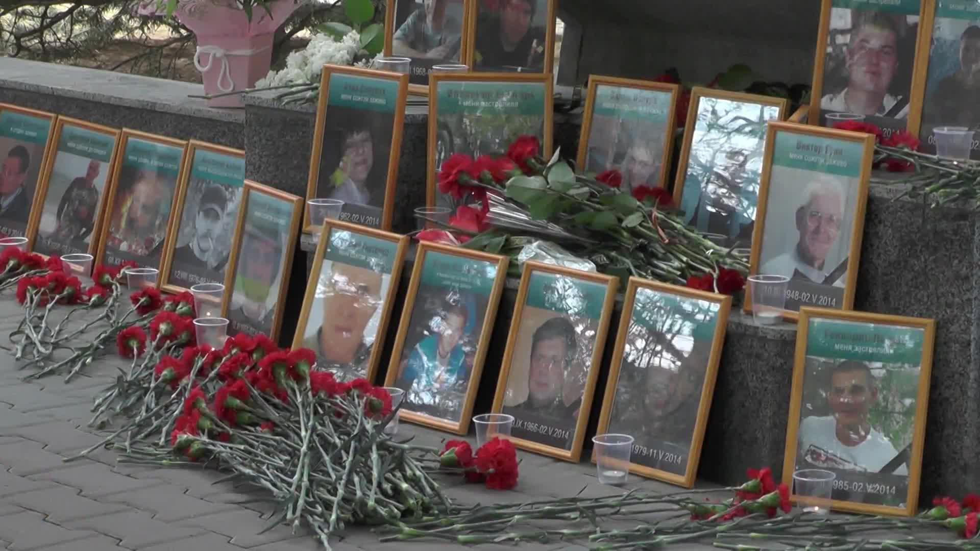 Картинки по запросу В Крыму почтили память погибших в Доме профсоюзов в Одессе