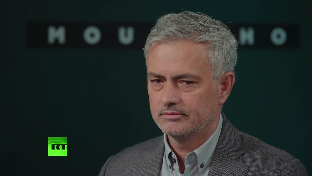 Vea el quinto episodio de 'On The Touchline' con Jose Mourinho *CONTENIDO DE SOCIOS*
