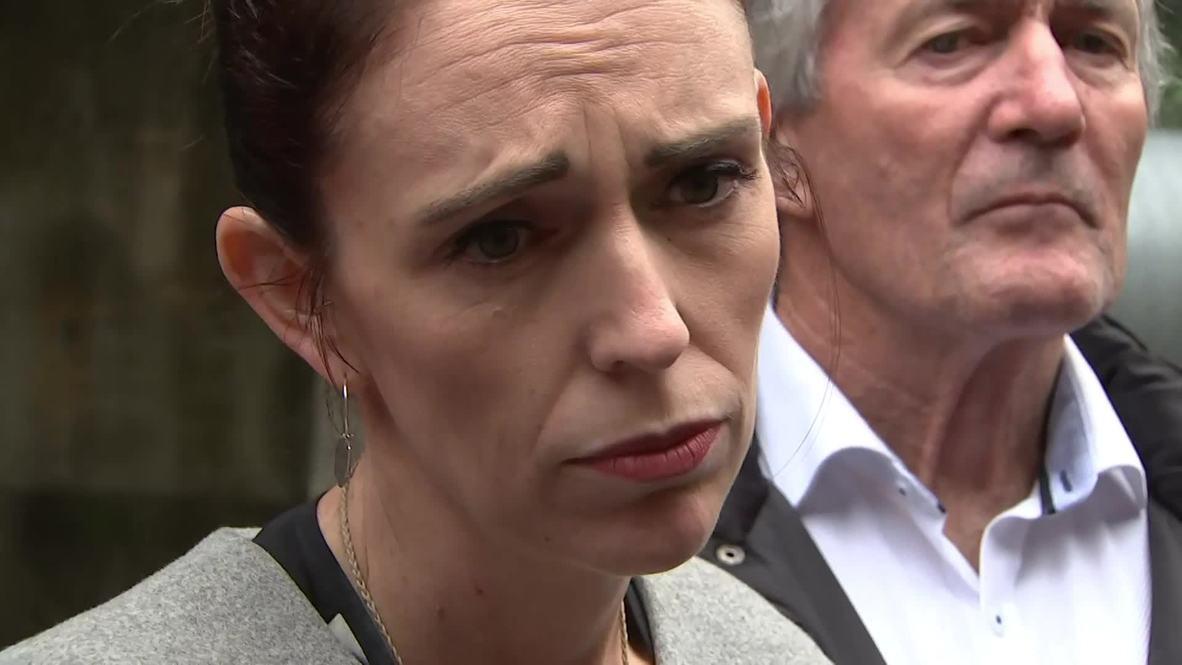 Nueva Zelanda: Primera ministra ofrece condolencias al elevarse número de víctimas fatales por ataques en Christchurch