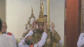 Таиланд: Король Вачиралонгкорн коронован, началась трехдневная церемония