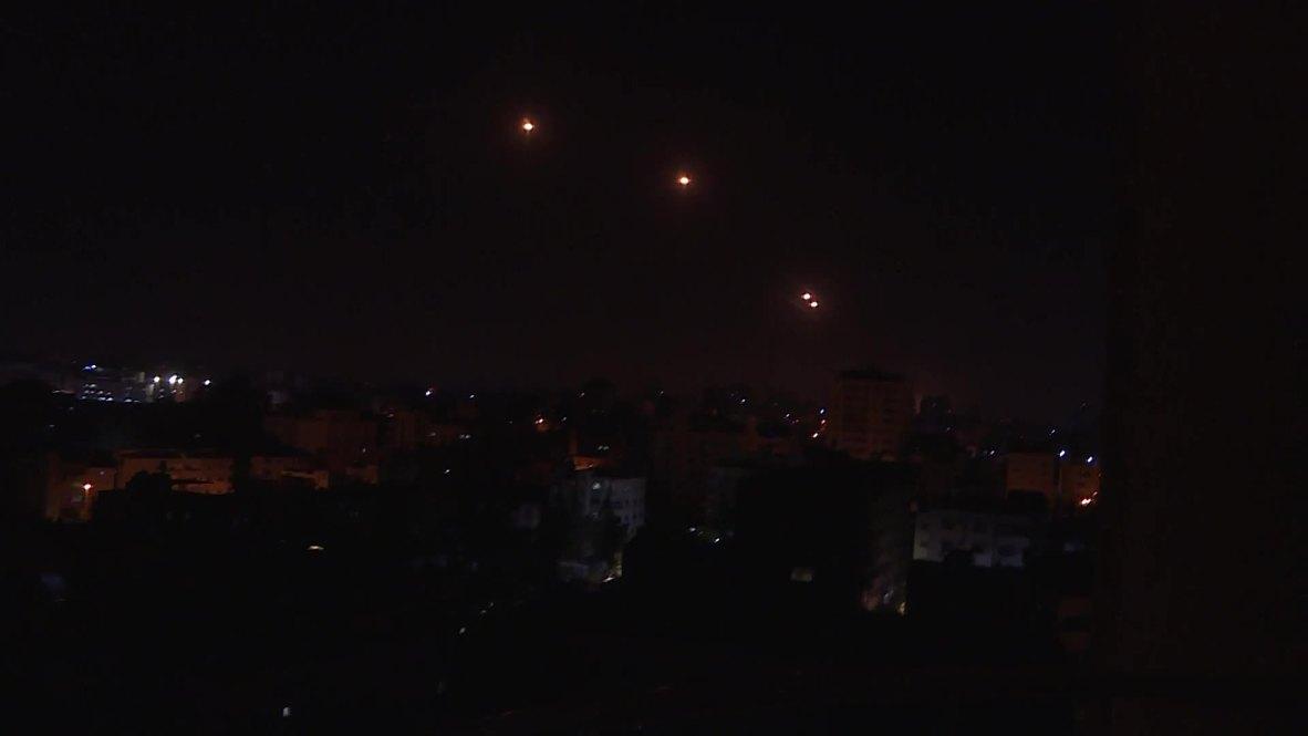 Государство Палестина: Израильская система ПРО сбила ракеты над Газой — как сообщается