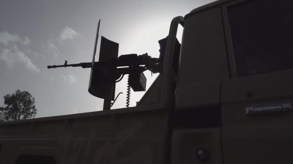 Libia: Fuerzas de GNA y LNA se enfrentan cerca de Trípoli