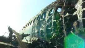 Россия: Глава Следственного комитета Бастрыкин побывал на месте крушения Sukhoi Superjet