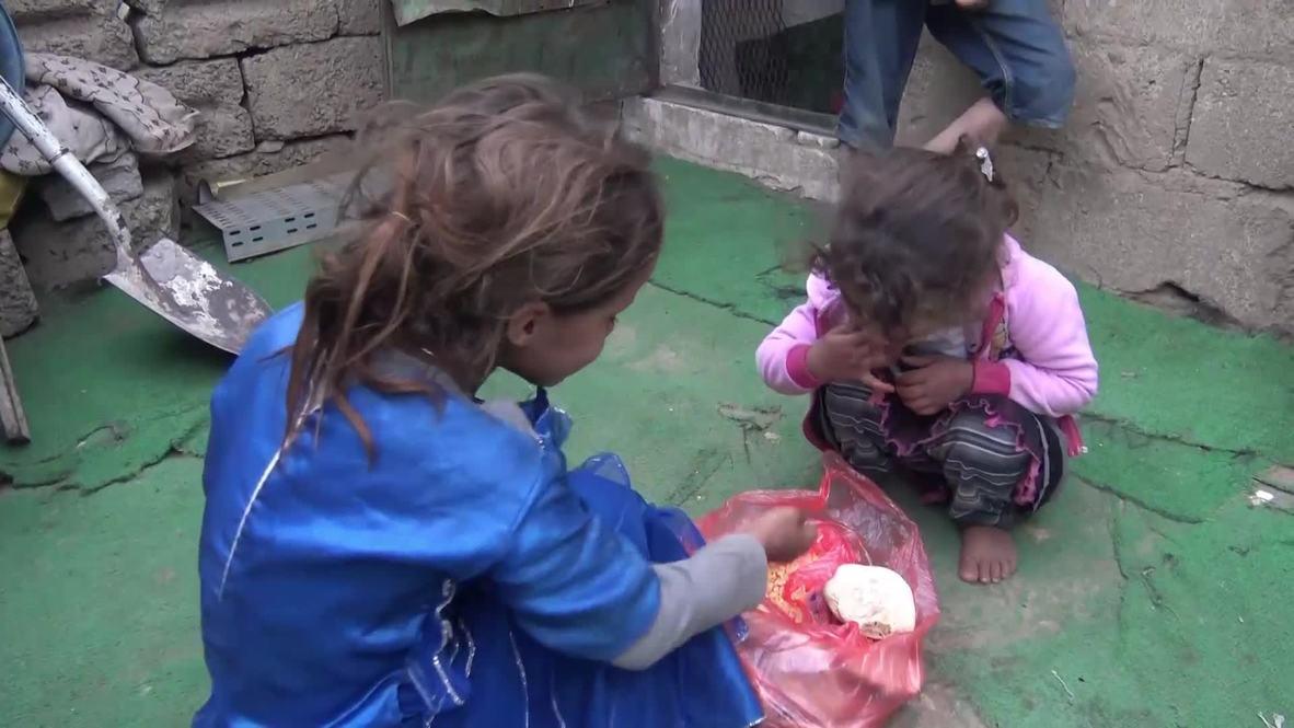 Yemen: Ramadan starts amid food shortages in Sana'a