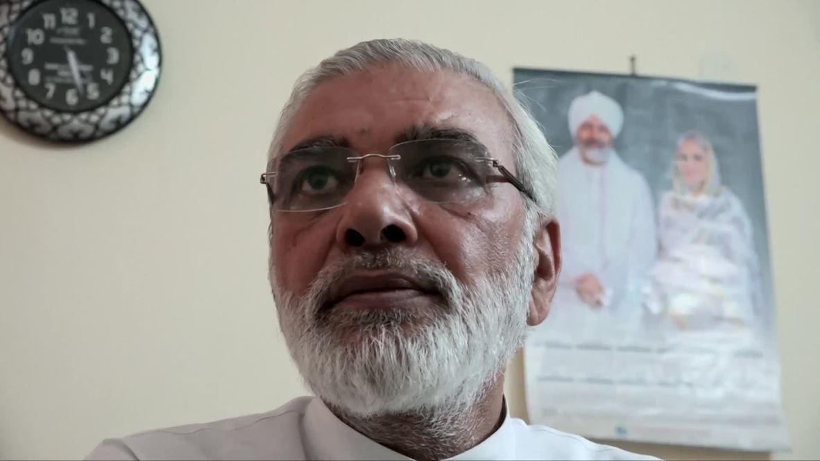¿El doble de Modi? Conoce al hombre al que confunden con el primer ministro indio