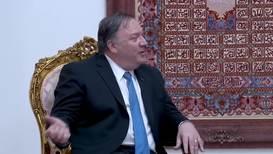 Ирак: Помпео неожиданно посетил Ирак на фоне роста напряженности в отношениях с Ираном