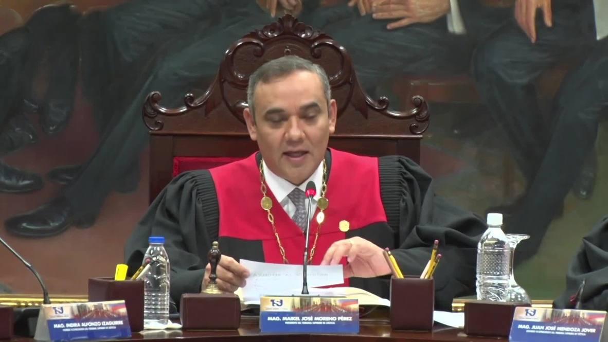 Venezuela: El Tribunal Supremo de Justicia condena la amenaza de sanciones de EE.UU.