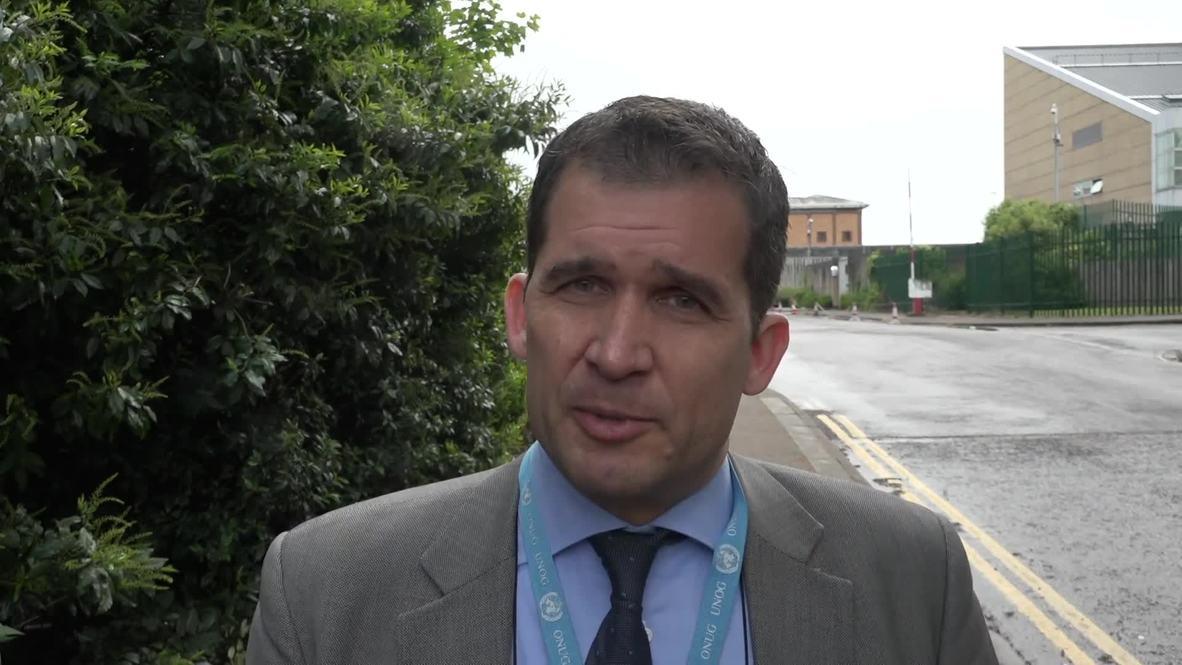 UK: UN Special Rapporteur on Torture visits Julian Assange in prison