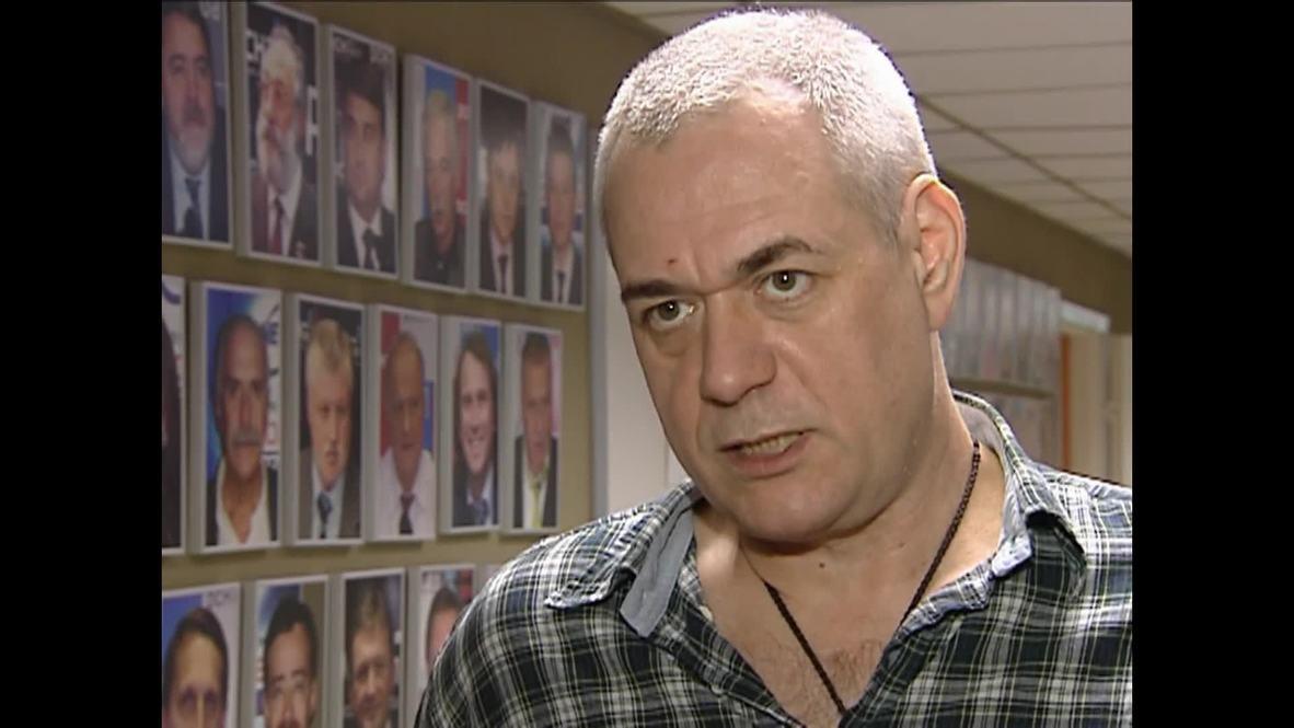Россия: Скончался журналист Сергей Доренко