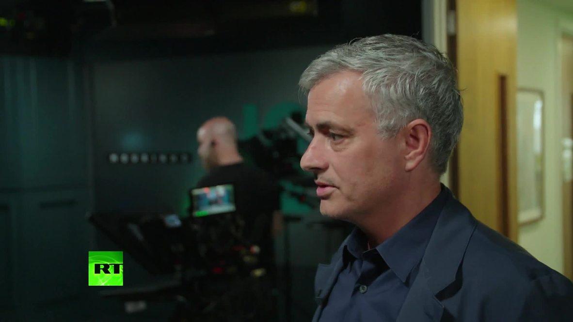 Jose Mourinho analiza la 'locura' de las semifinales de la Liga de Campeones *CONTENIDO DE SOCIOS*