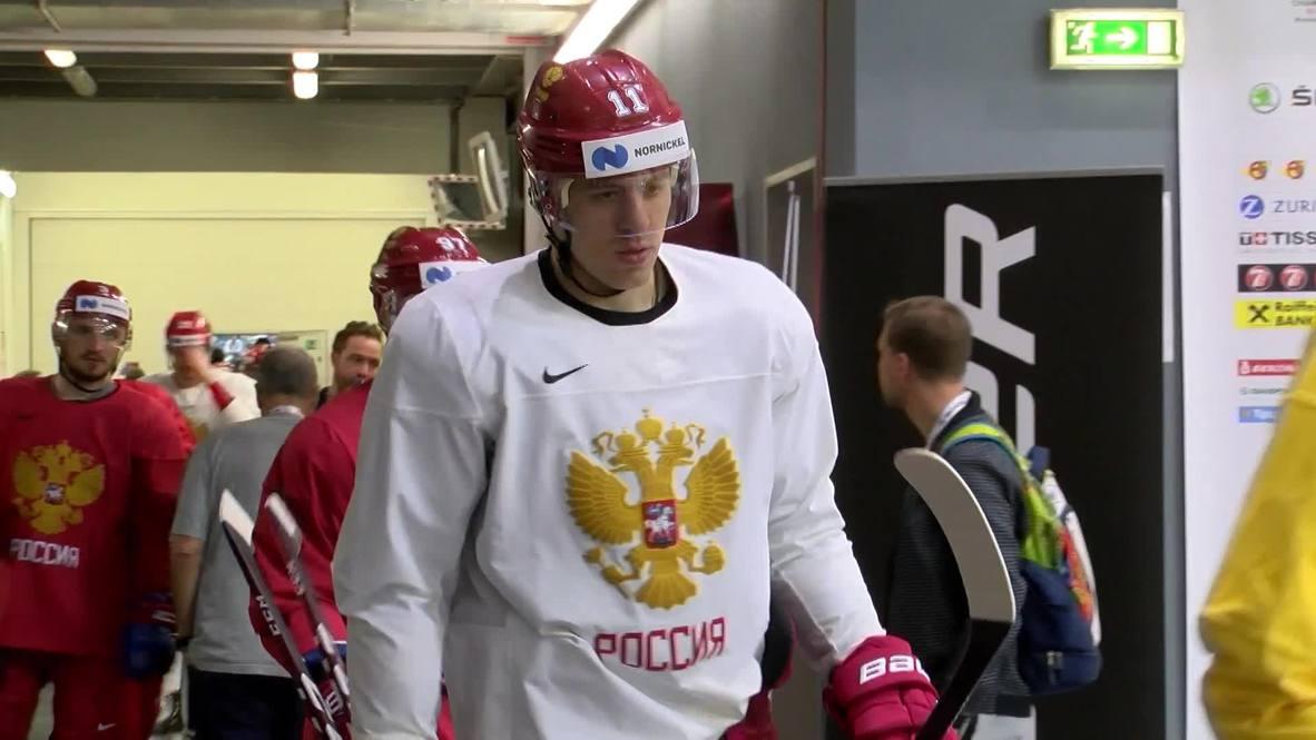 Slovakia: Red Machine prepares for Austria at IIHF World Championships