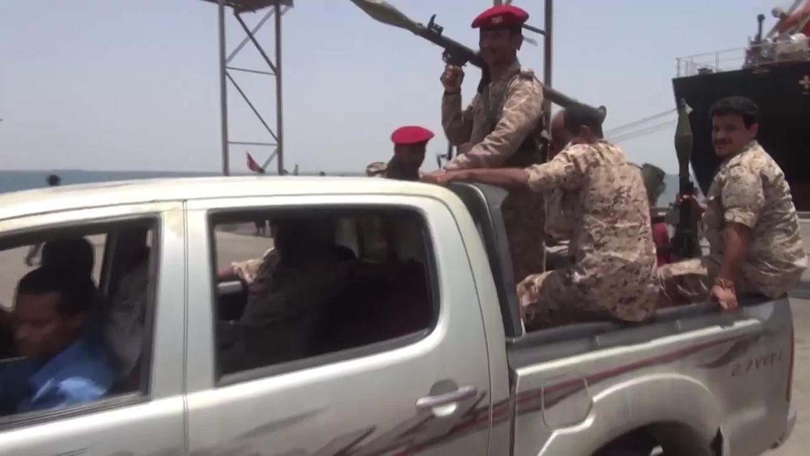 Yemen: Las fuerzas hutíes se retiran de Hodeidah