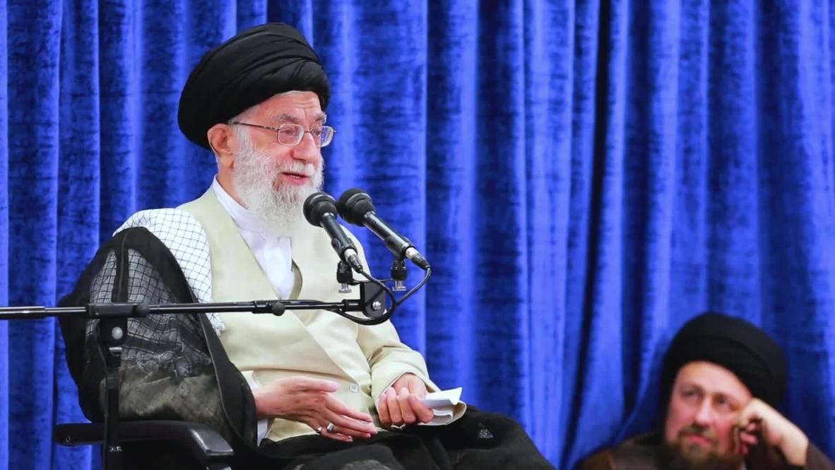 Iran: Supreme Leader says negotiating with Washington 'poisonous'