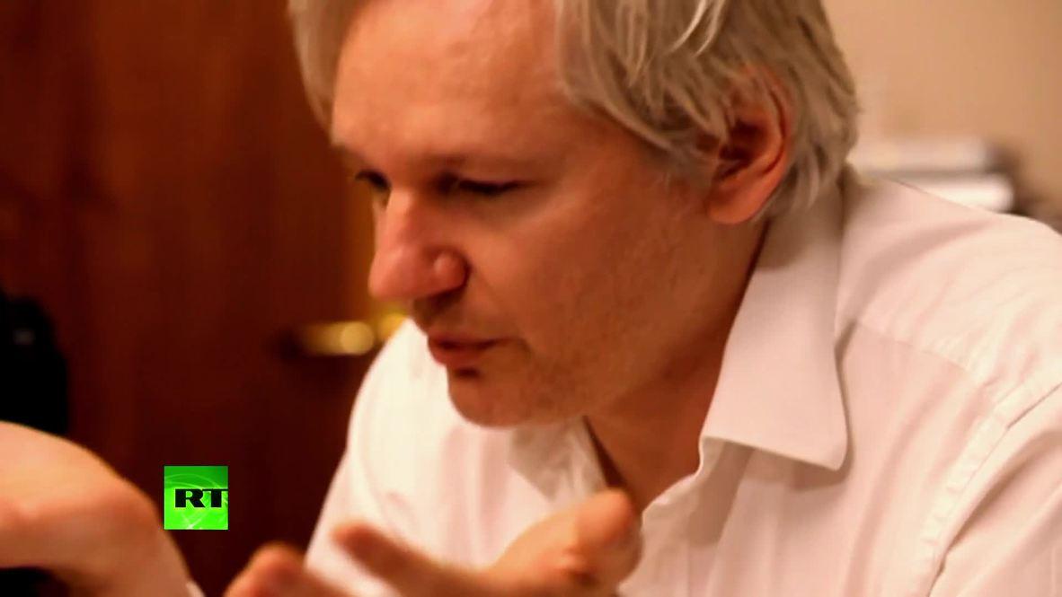 El Show de Julian Assange: Horowitz y Zizek *ARCHIVO* *CONTENIDO DE SOCIOS*