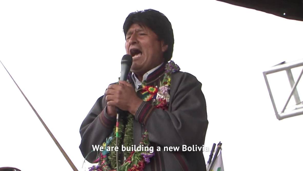 Bolivia's Anti-Imperialist Military School *PARTNER CONTENT*