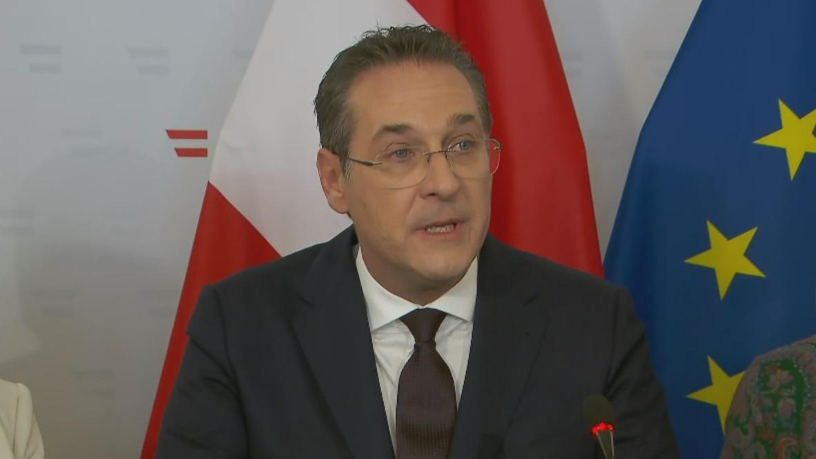 Austria: El vicecanciller Strache dimite tras publicarse un vídeo comprometedor