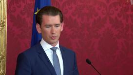 Австрия: Ван дер Беллен встретился с Курцем на фоне политического скандала