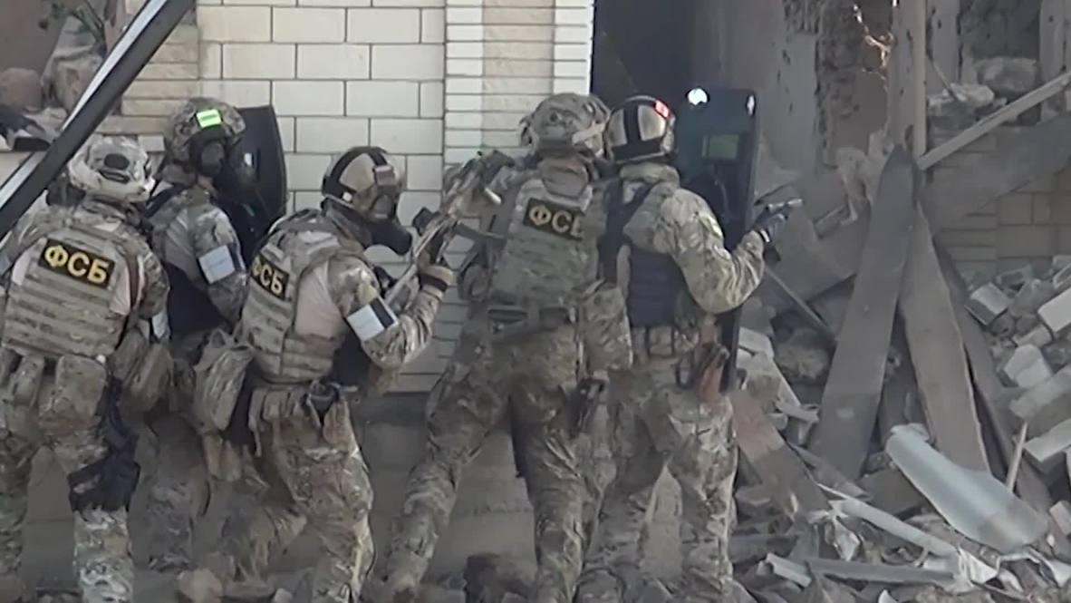 Россия: Трое бандитов нейтрализованы в Дагестане