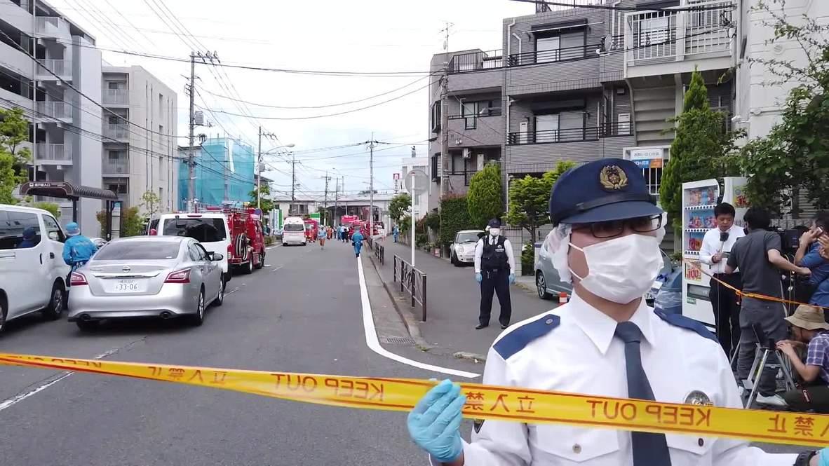 Japón: Al menos dos niñas mueren en un ataque con cuchillo en Kawasaki