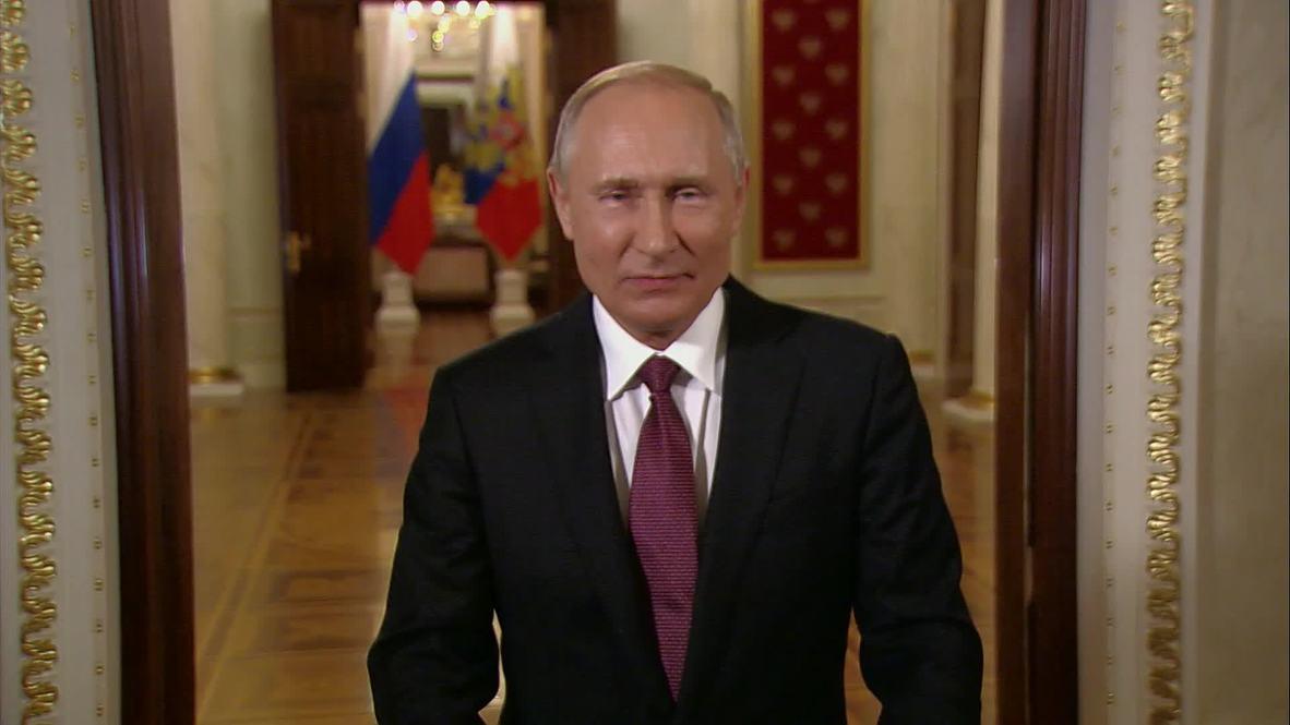 Россия: Не просто профессия, а дело жизни - Путин поздравил пограничников с праздником