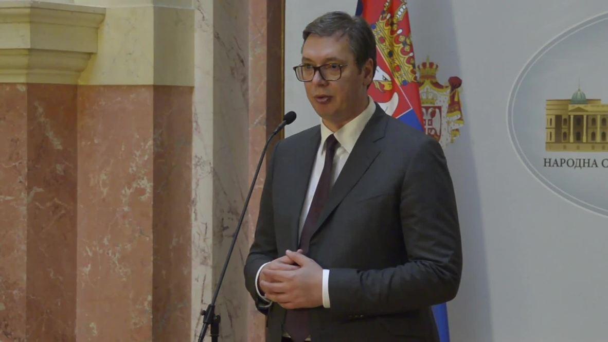 Serbia: 'Las cosas ya no serán igual' dice presidente Vucic por redada en Kosovo