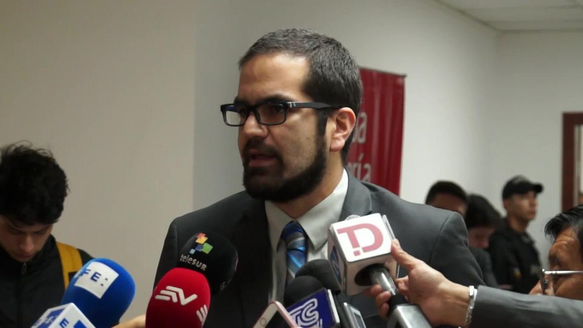Ecuador: Juez niega la fianza al programador sueco sospechoso de tener vínculos con Assange