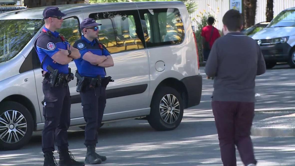 Suiza: Gran despliegue de seguridad durante reunión del grupo Bilderberg