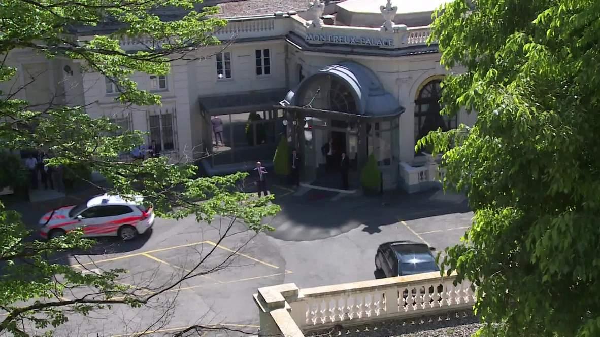Suiza: Pompeo y Kissinger se unen a reunión del Grupo Bilderberg en Montreaux