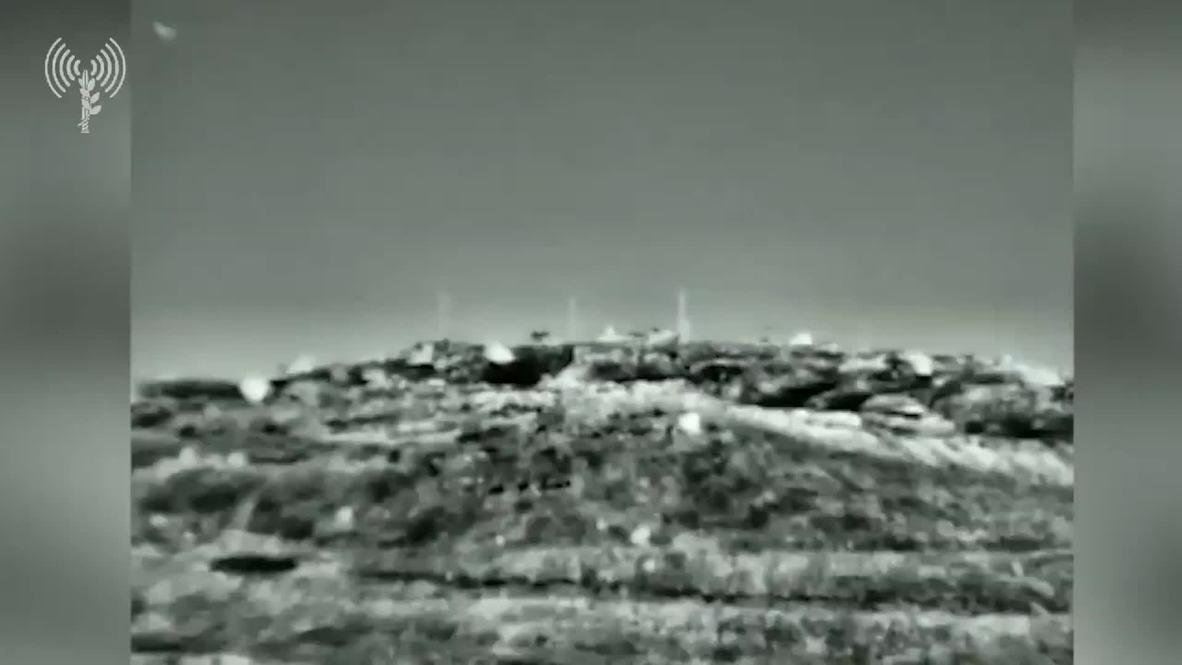 Сирия: Израиль нанес удар в ответ на ракетный обстрел, трое убиты - СМИ Сирии