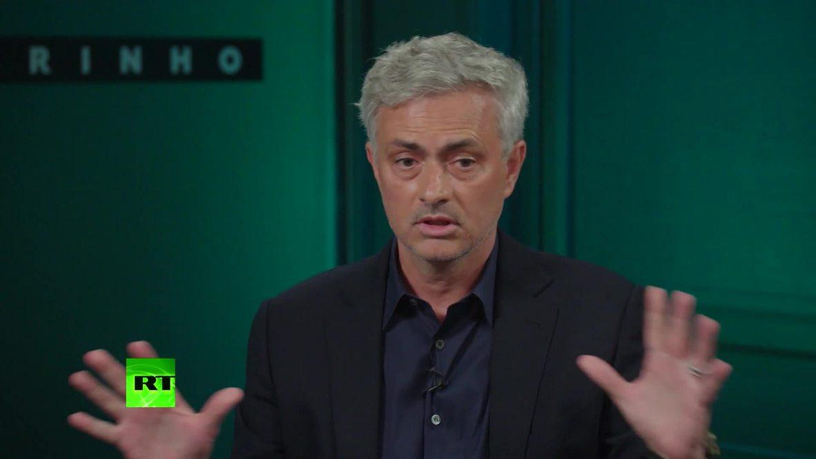 'Human being needs arms to keep balance' - Mourinho on Sissoko's handball *PARTNER CONTENT*