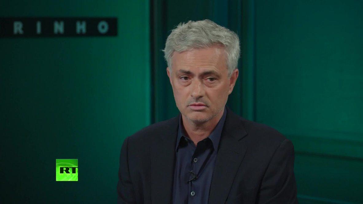 """""""Lo más importante es ganar"""" - Mourinho sobre la final de la Liga de Campeones *CONTENIDO DE SOCIOS*"""