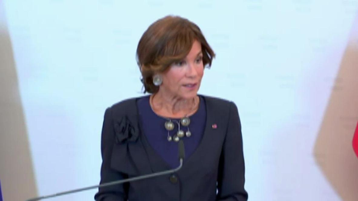 Austria: Brigitte Bierlein sworn-in as Austria's first female chancellor