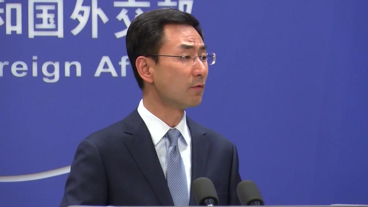 China: Pekín critica la 'hipocresía' de EE.UU. en el 30º aniversario de las protestas de la Plaza de Tiananmen