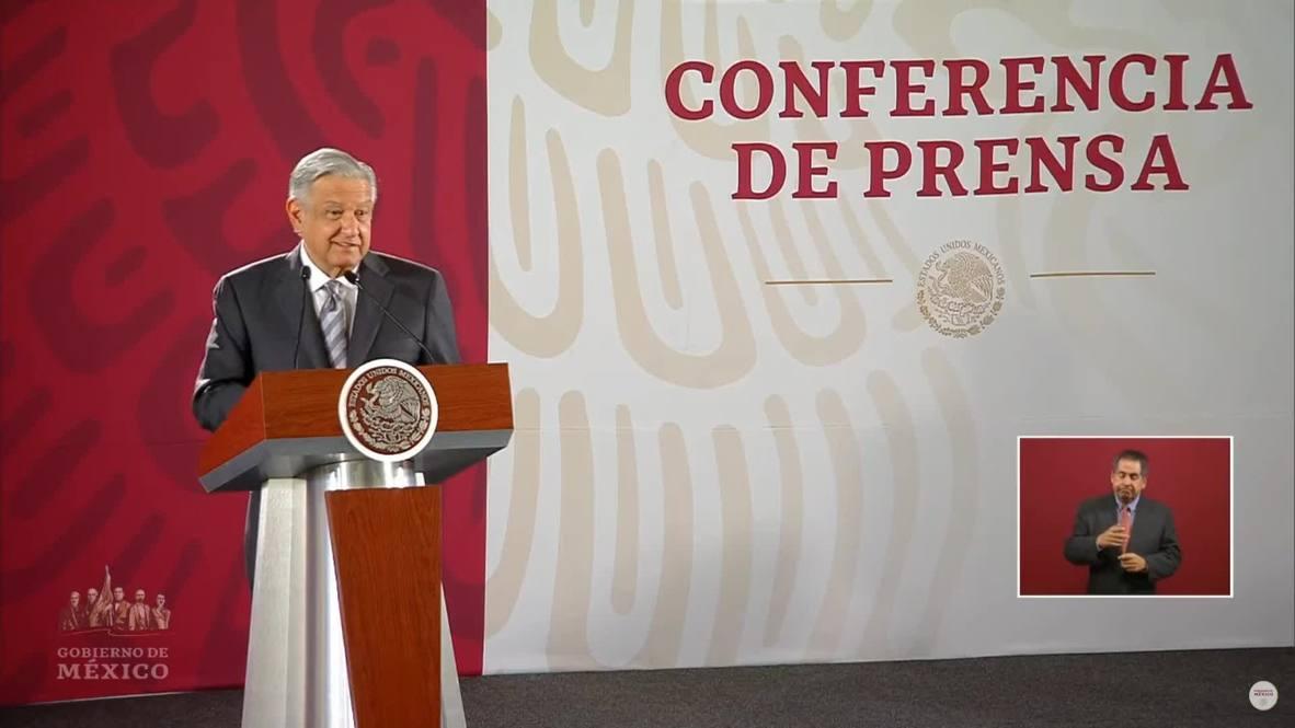 México: López Obrador confía en lograr un acuerdo con EE.UU. sobre los aranceles