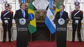 Argentina: Bolsonaro worried about 'new Venezuelas' after Macri meetings