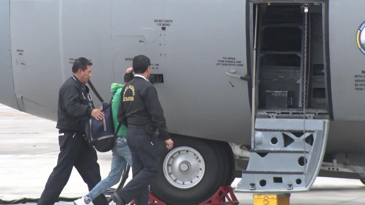 Peru: Fifty Venezuelans expelled as president toughens entry criteria