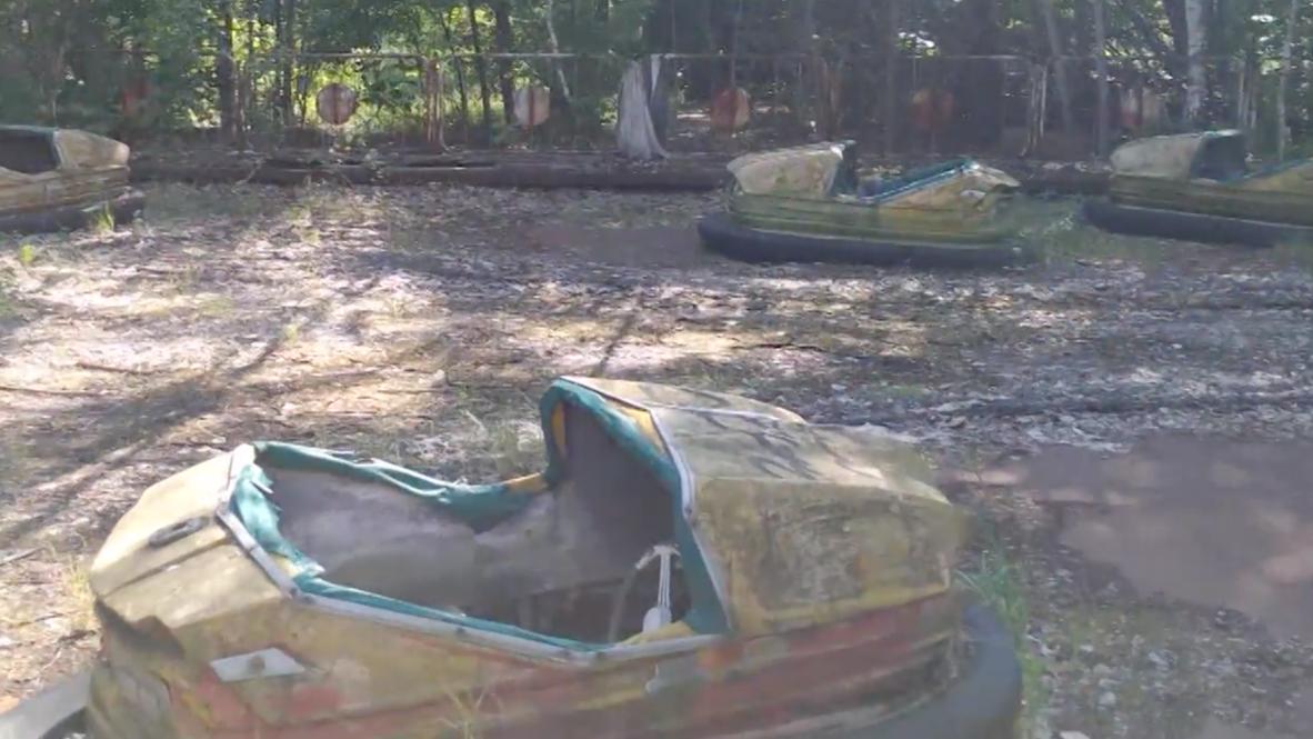 Encuentre las diferencias: Compare los sitios reales con las locaciones de la serie Chernobyl de HBO
